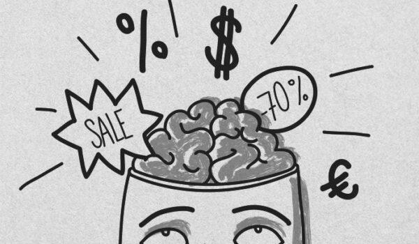 Cómo funciona el cerebro ante el Black Friday