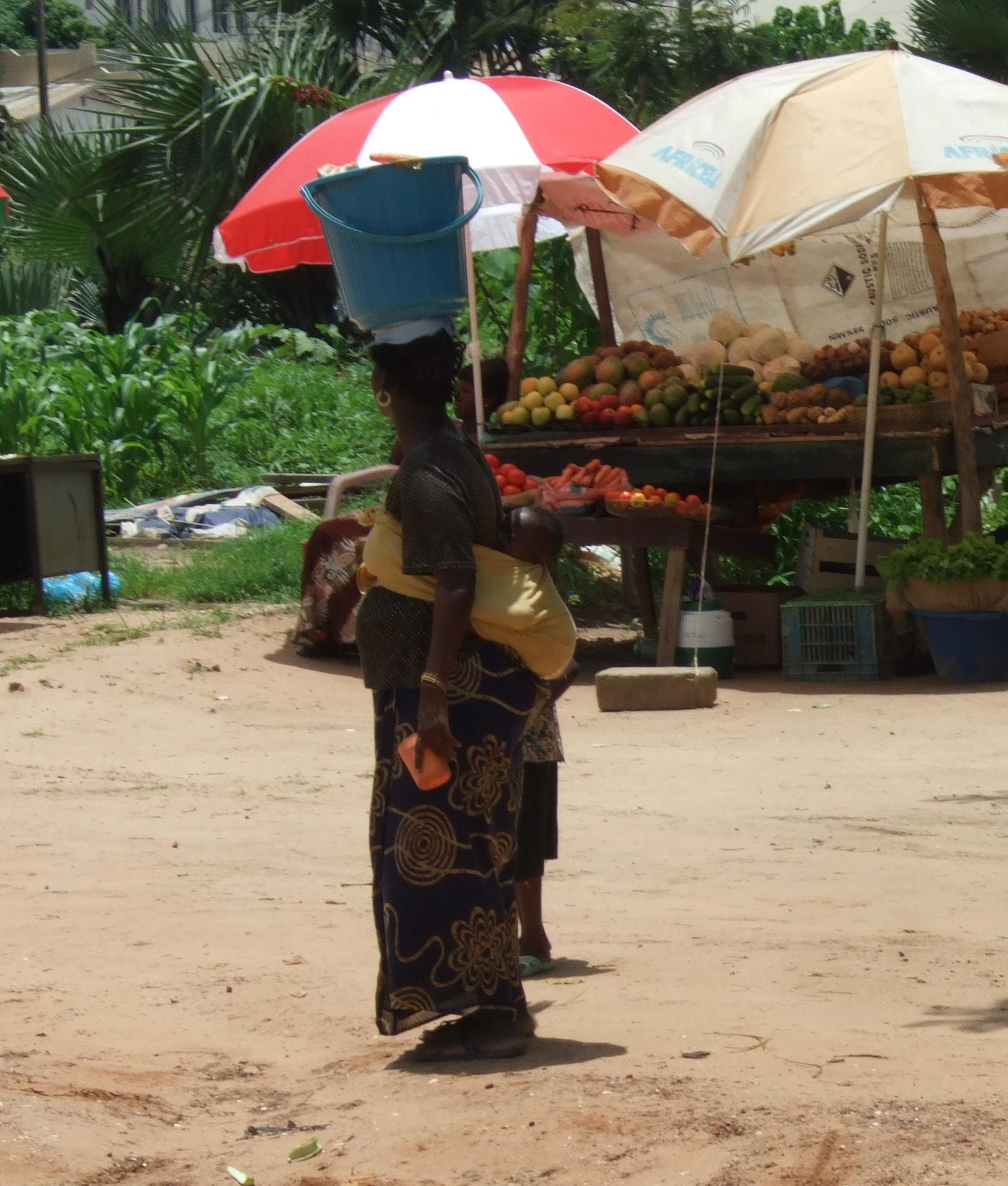 Un verano intenso I: mujeres gambianas y superación personal